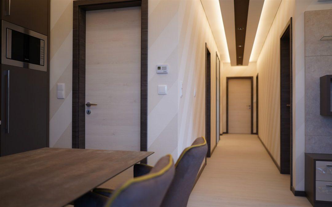 CPL beltéri ajtó: ha fontos a külső