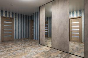 Belső ajtó – térelválasztás a lakásban