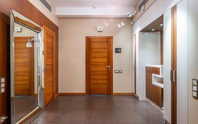A modern beltéri ajtó felépítése és főbb típusai